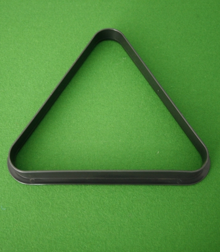 Rack Triangle 8 Ball Pool Billiards Table Pc Standard Size: Pool Table Spares